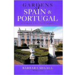 gardens of spain and portugal by barbara segall book cover