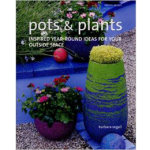 pots and plants by barbara segall book cover