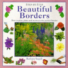 step by step beautiful borders by barbara segall book cover